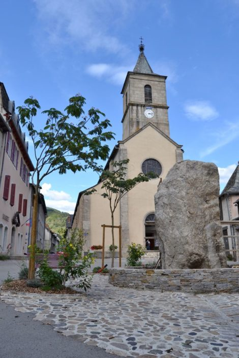 Église Notre Dame des Eaux vives
