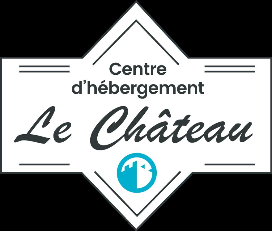 logo Centre d'hébergement Le Château