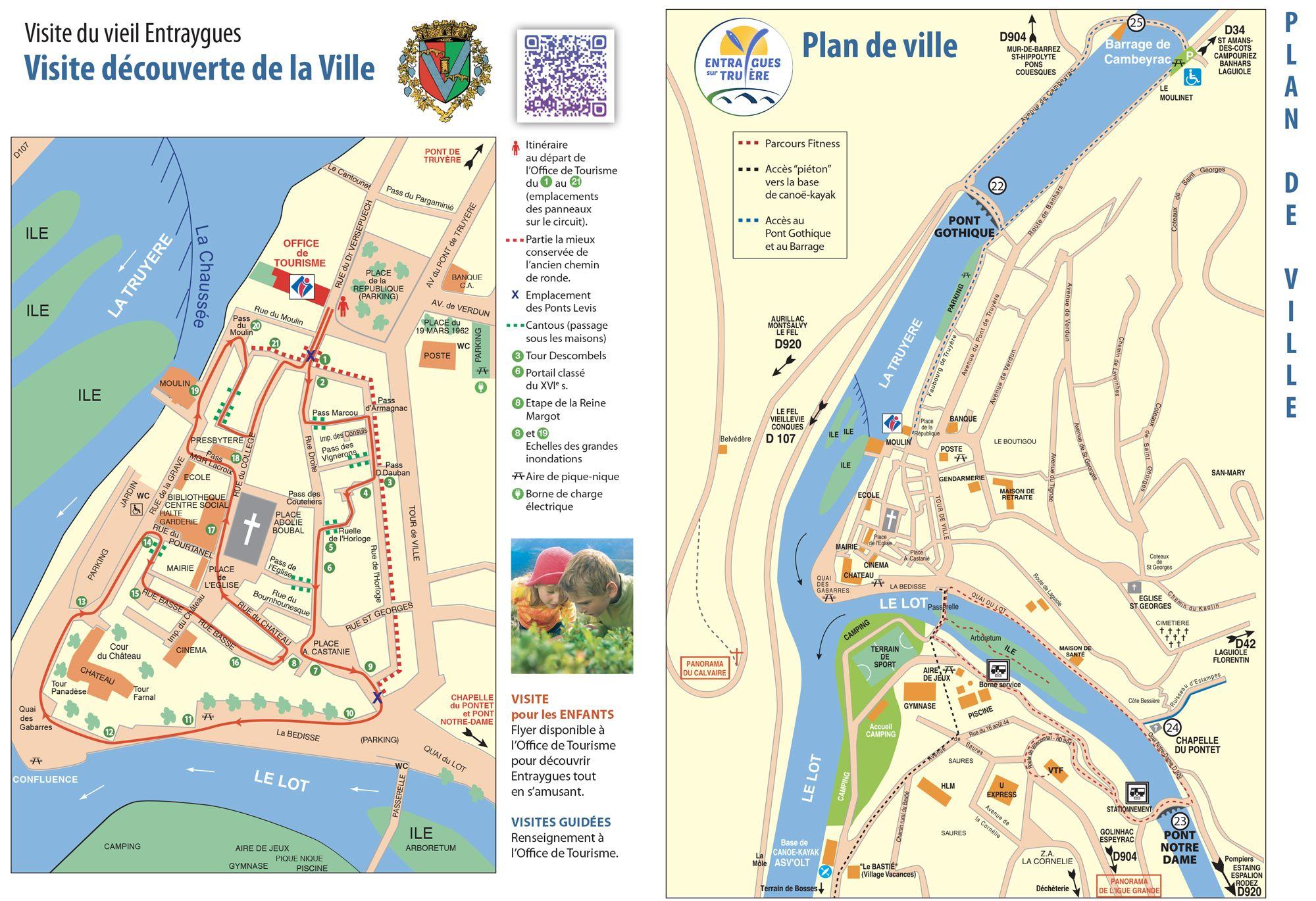 Téléchargez le Guide touristique d'entraygues