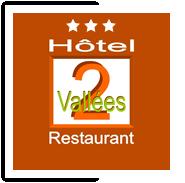 Hôtel restaurant les deux vallées