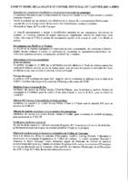 conseil municipal du 7 janvier 2019