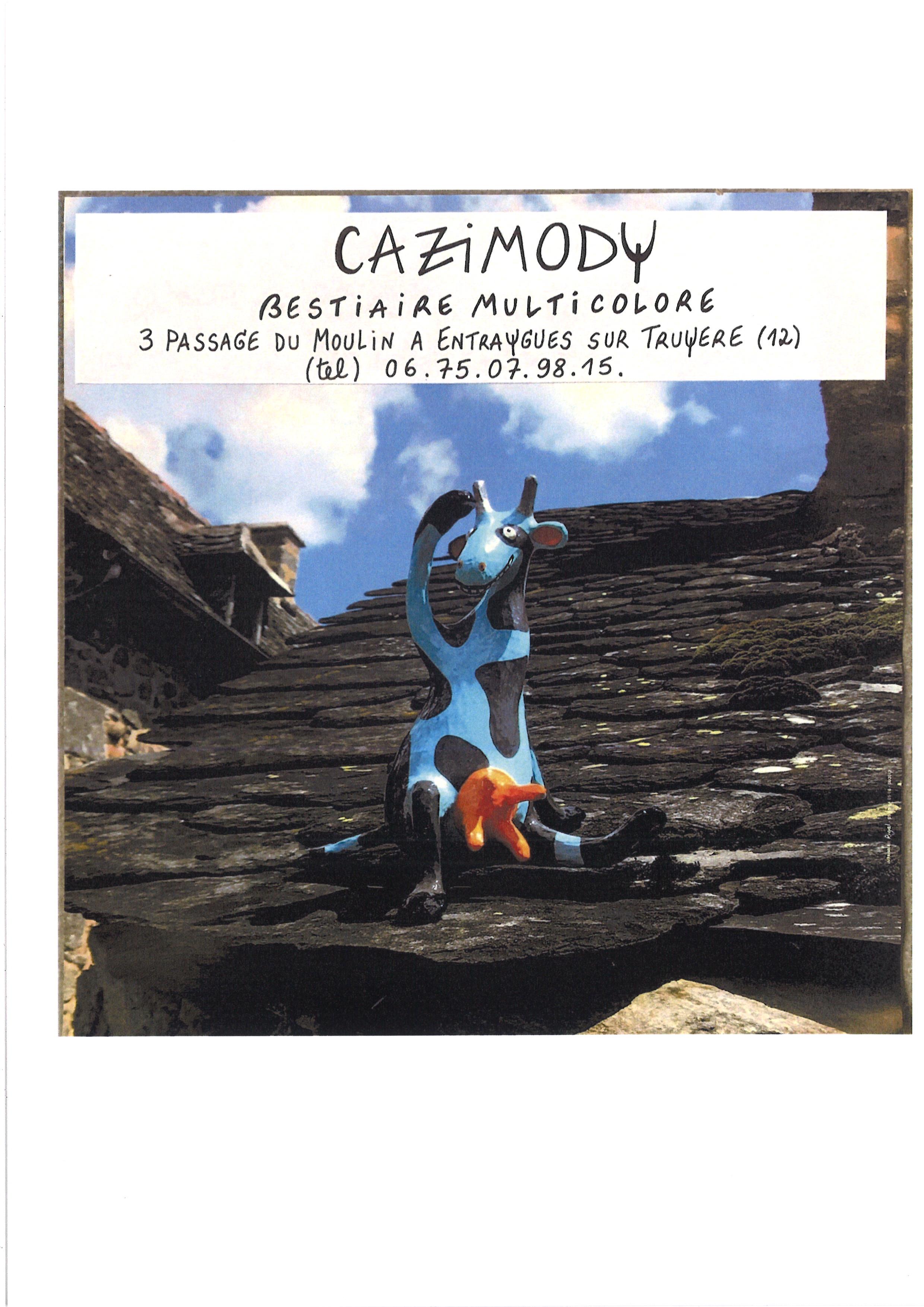 EXPO CAZIMODY